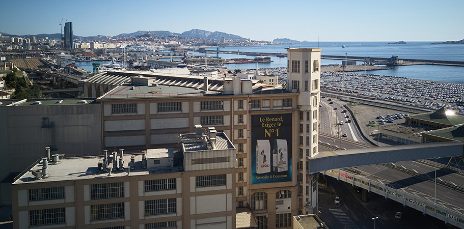Semoulerie bellevue ingredients & solutions Marseille